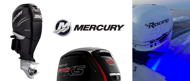 Vente et entretien moteur Mercury